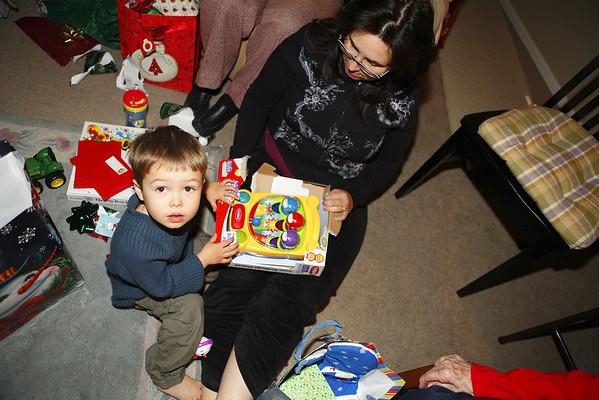 Christmas2008 at Nana and Papa's #1